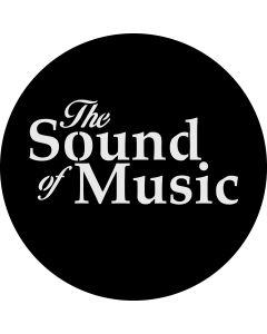 Sound of Music gobo