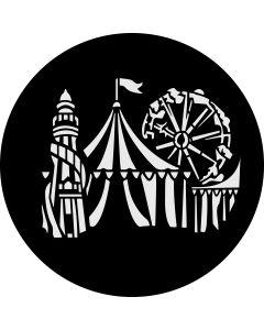 Circus gobo