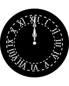 Midnight Clock gobo