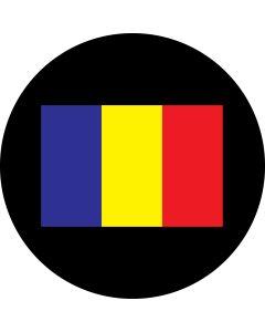 Romania Flag gobo