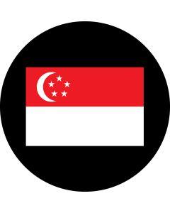 Singapore Flag gobo