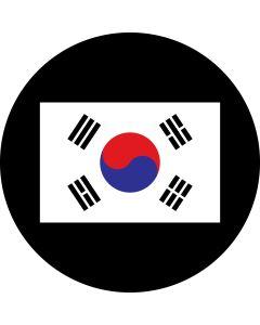 South Korea Flag gobo
