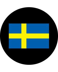 Sweden Flag gobo