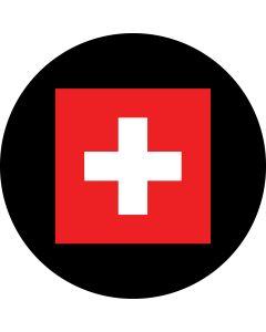 Switzerland 1 Flag gobo