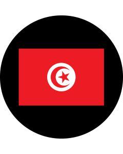 Tunisia Flag gobo