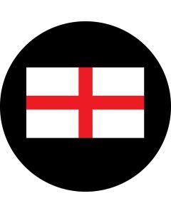 England Flag gobo