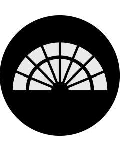 Fan Window gobo