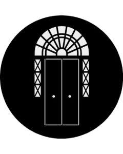 Wartime Door gobo