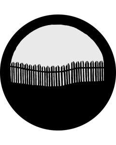 Garden Fence gobo
