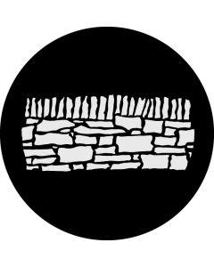 Drystone Wall gobo
