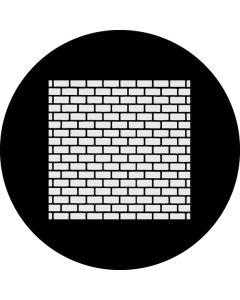Brick gobo