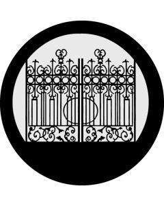 Manor Gates gobo