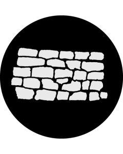 Stone Wall 2 gobo