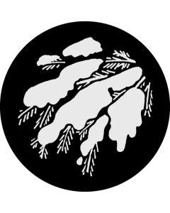 Snowy Branch 1 gobo