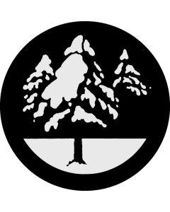 Snowy Branch 2 gobo