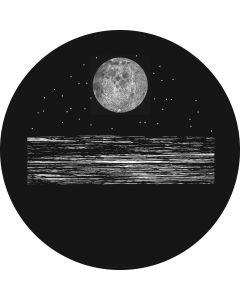 Moon on Water gobo