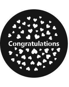 Congratulations 2 gobo