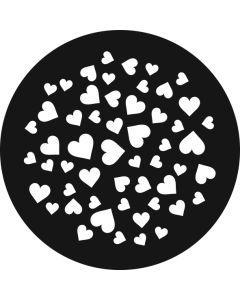 Hearts 2 gobo