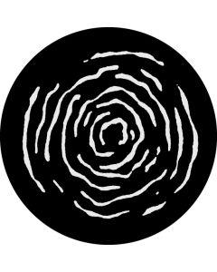 Circular gobo