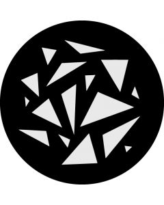 Large Triangles gobo