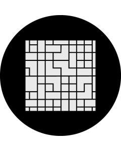 Mozaic gobo