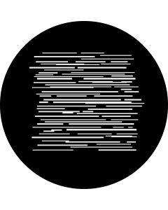 Linear Rays gobo