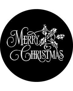 Merry Christmas gobo