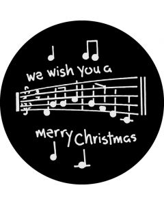 We Wish You A Merry gobo