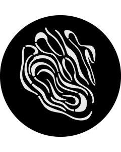 Swirl gobo