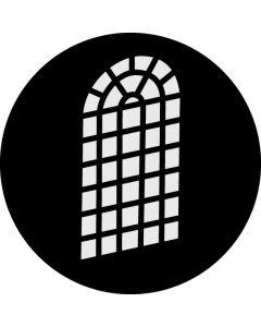 Vertical Arch Oblique gobo