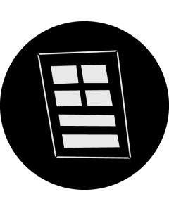 Open Window gobo