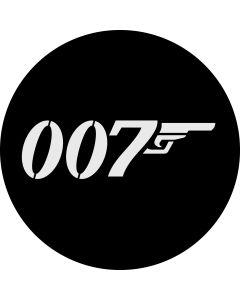 James Bond 007 gobo