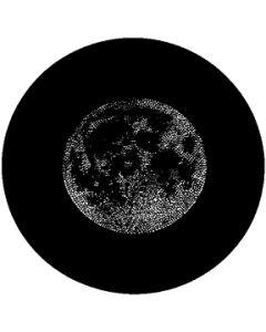 Halftone Full Moon gobo