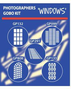 Windows Gobo Kit gobo